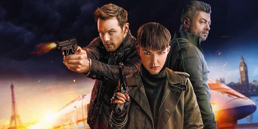 SAS: Red Notice (2021) FULL HD Movie English Full Watch