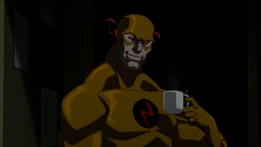 Justice League: The Flashpoint Paradox's First Clip Arrives Online