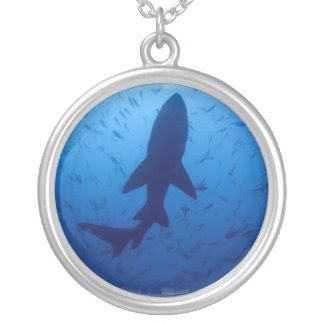Shark Attack Necklace
