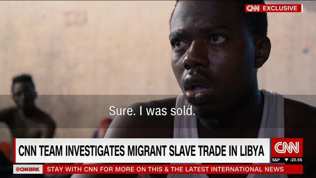 How I Became A Slave In Libya! – Nigerian Victim (Photos)