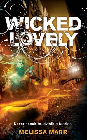 wicked lovely by melissa marr original UK cover