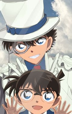 Wallpaper Detective Conan Fan Art
