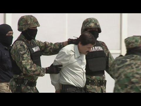 VIDEO: CAPTURAN A JOAQUÍN ?EL CHAPO? GUZMÁN EN MÉXICO