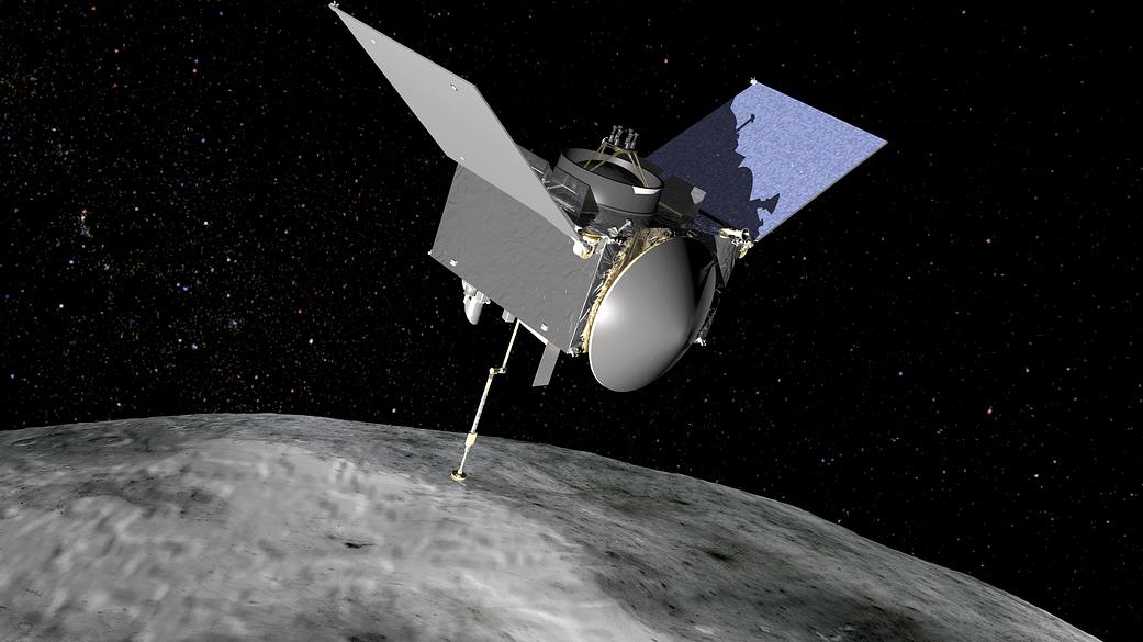 OSIRIS-REx | NASA