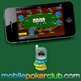 Real money mobile poker app for Android iPad and iPhone