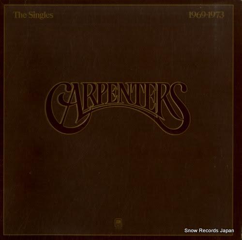 CARPENTERS singles 1969-1973, the