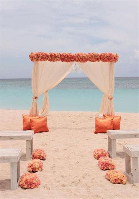Como Decorar una Boda en la Playa   Lindas Ideas !   Bodas