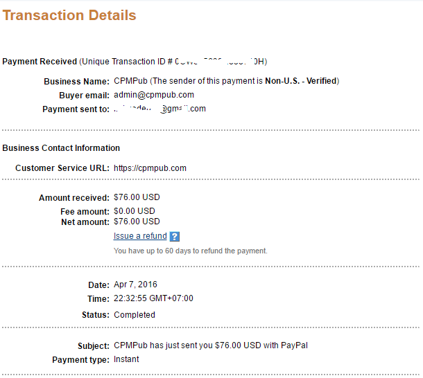 cpmpub payment proof