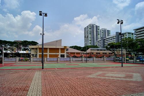 Teck Ghee Neighborhood from Community Club