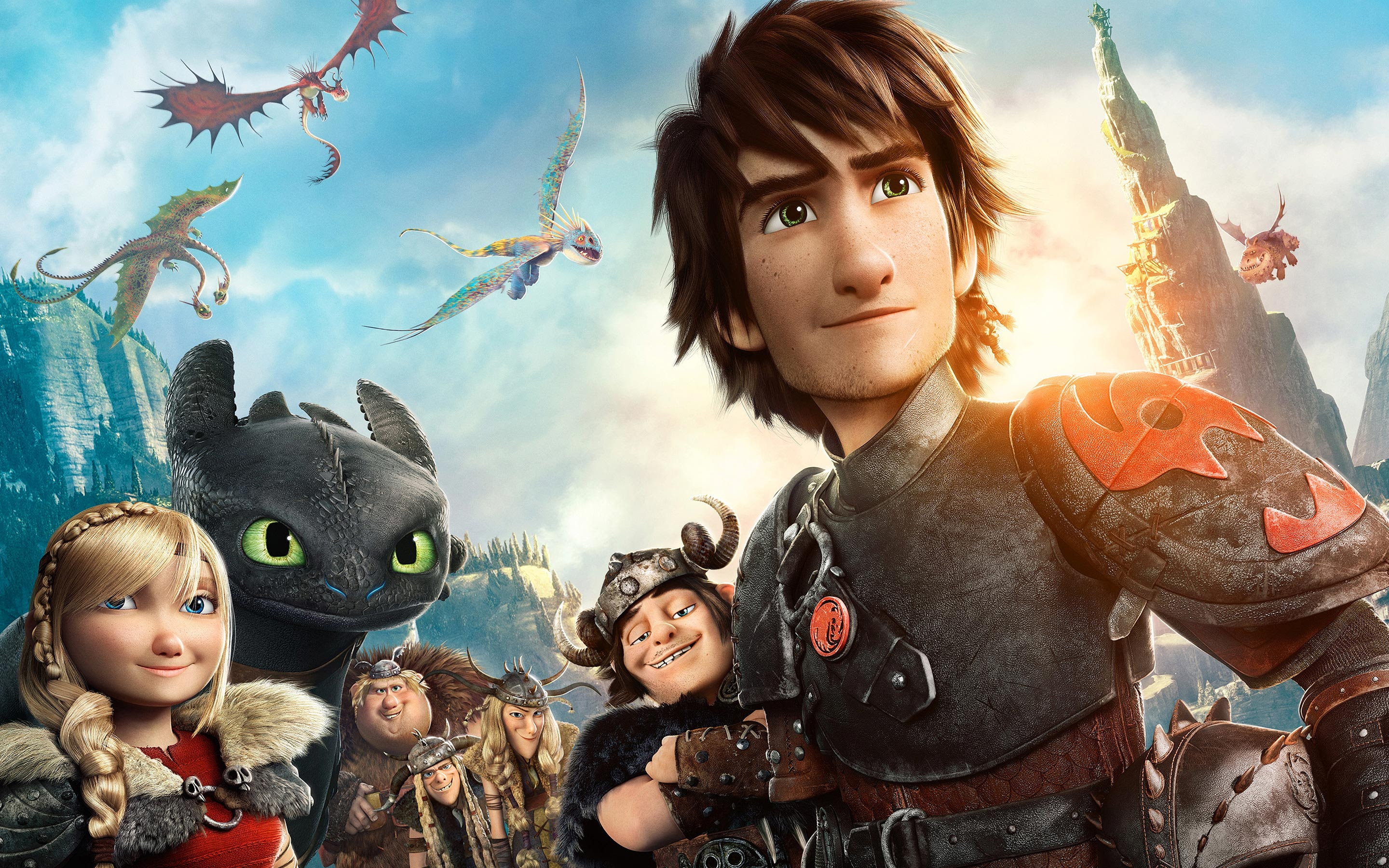 How To S Wiki 88 How To Train Your Dragon Wallpaper