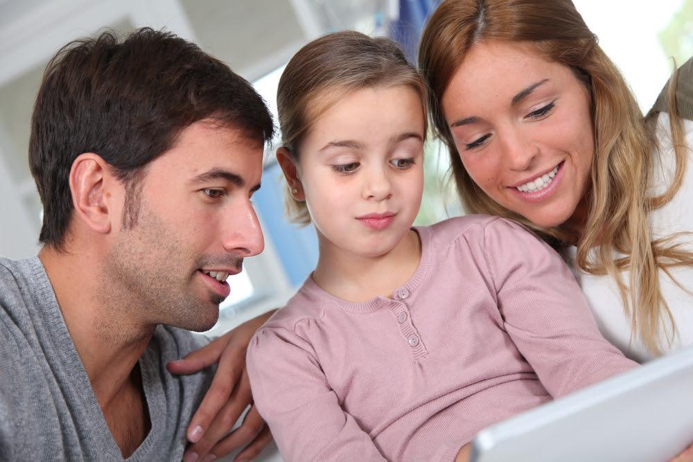 child support parent login