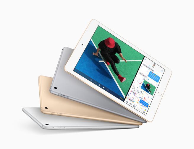 El nuevo iPad de 9,7 pulgadas sustituye al iPad Mini 2 como el más económico de la gama.