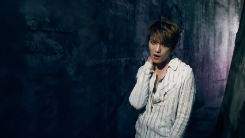 "JYJ's Jaejoong Rocks Out in ""Love You More"" MV"