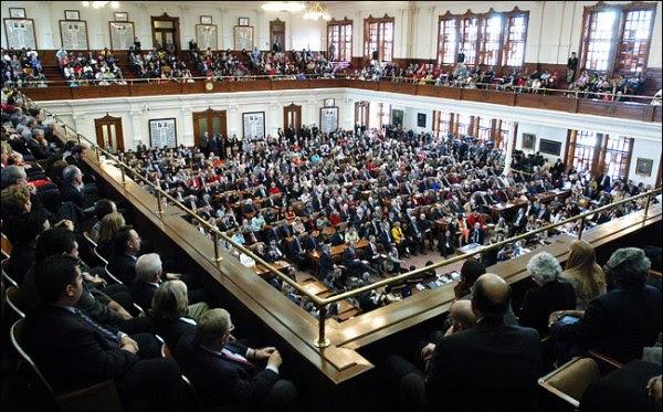 Texas House