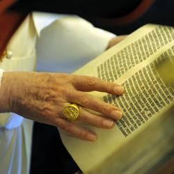 Il papa bibliofilo