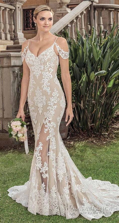 The Spring 2018 Casablanca Bridal Collection is All Kinds