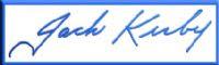 Jack Kirby Signature