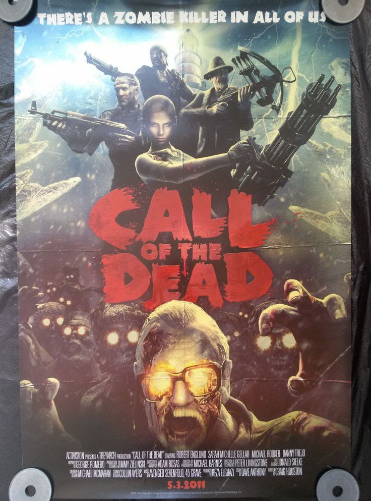 Call Of The Dead Poster Call Of Duty Zombies  25
