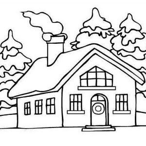 big house coloring pages at getcolorings  free printable colorings pages to print and color
