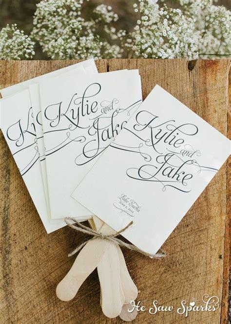 wedding program templates gift ideas wedding
