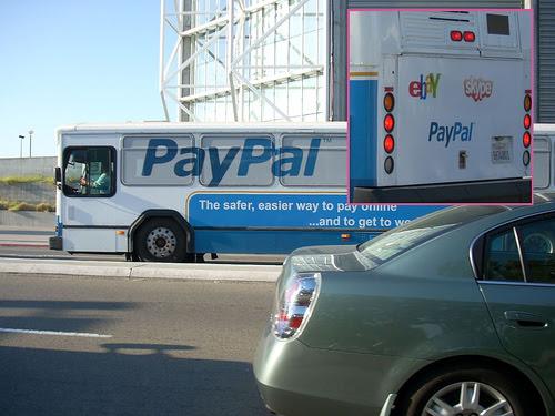 PayPal employee shtuttle