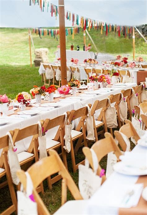 Burlap Wedding Table Center Pieces   Trees n Trends