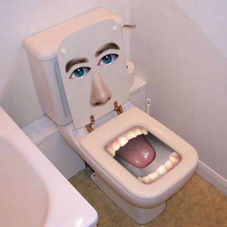 Toilet Mulut Manusia