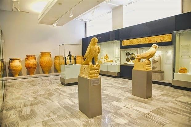 Επαναλειτουργεί πλήρως έπειτα από 8 χρόνια το Αρχ. Μουσείο Ηρακλείου