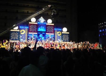 2012,2012津まつり,よさこい,安濃津よさこい,総踊り