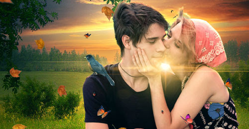 Mind Blowing Valentines Day Photo Manipulation Tutorial