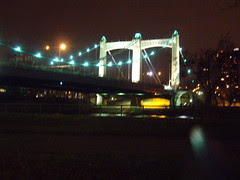 Hennepin Ave Bridge over Mississippi in Minneapolis