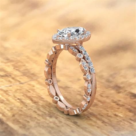 Custom Jewelry Gallery   Christoher Duquet Chicago