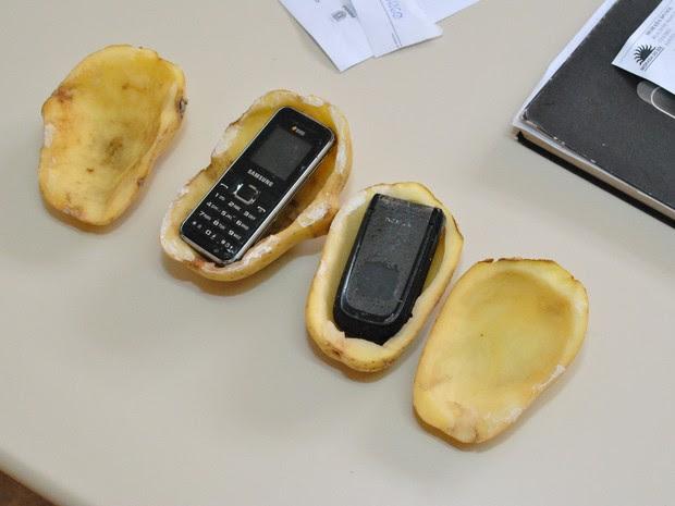 """'Ninguém leva batatas às presas"""", diz o delegado do município (Foto: Antônio de Picolli/Tanosite.com)"""