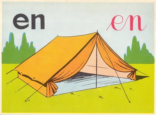 en tente