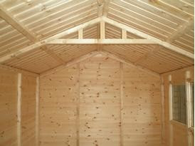 Shed Roof Truss