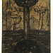 Between earth and sky04,,(EA),複合媒材,16×22cm,1999