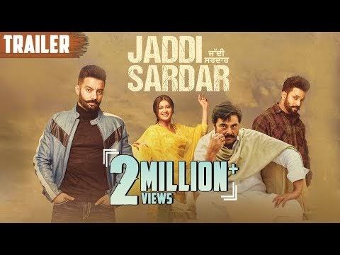 Jaddi Sardar Punjabi Movie Trailer Review
