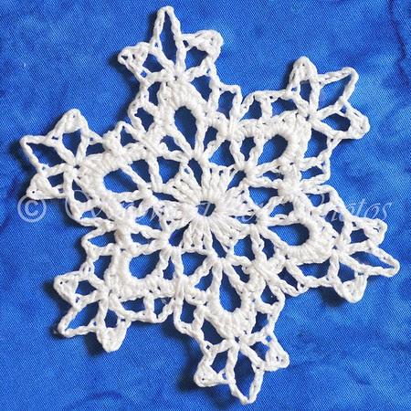 Six Zeroes Snowflake