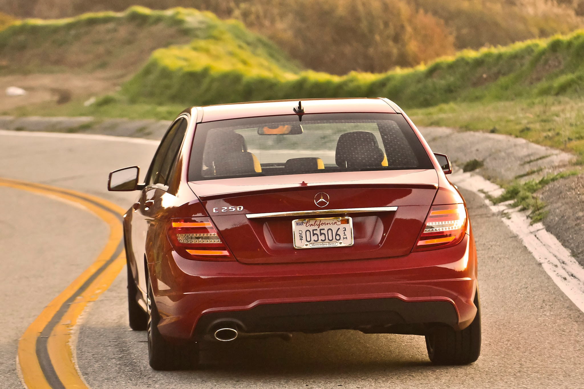 Mercedes-Benz Reveals New 2013 C-Class Sport Package with ...