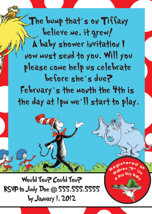 Dr Seuss Quotes Birthday Invitations Image Quotes At Relatablycom