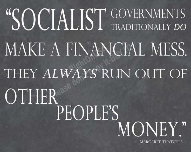 Thatcher Quotes Socialism. QuotesGram