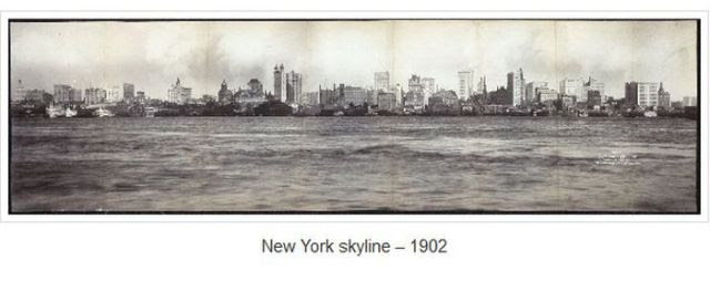 Old School New York: What a Sight!