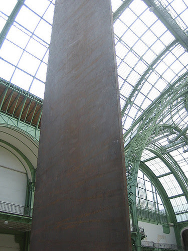 Richard Serra, Grand Palais, Paris 2006 - 3