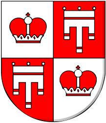 The Coat of Arms of Vaduz