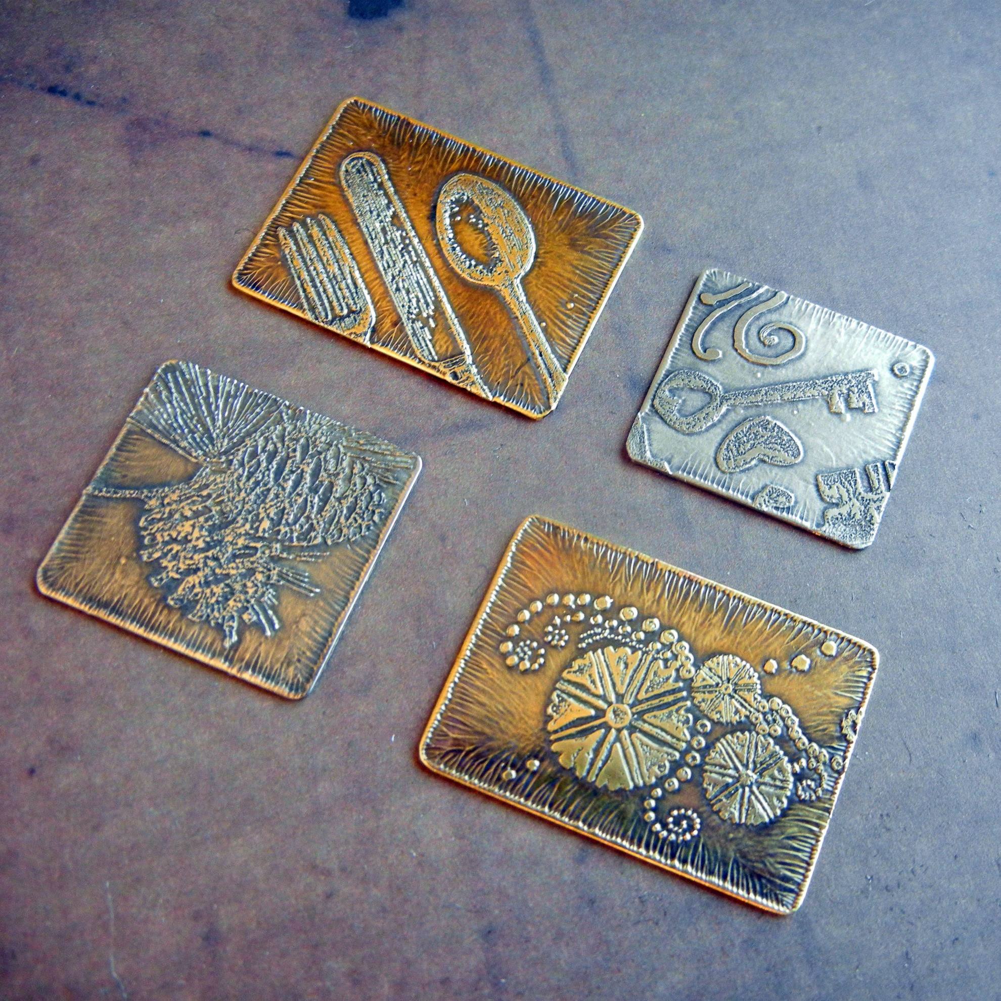 DIY copper etching tutorial - Rings and ThingsRings and Things