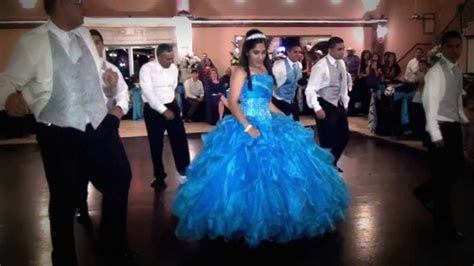 Elizabeth's Best Surprise Father Daughter Dance (Quince