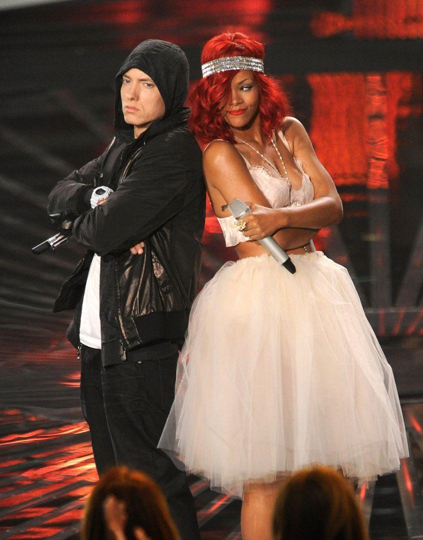 2010 VMAs, Rihanna, Eminem