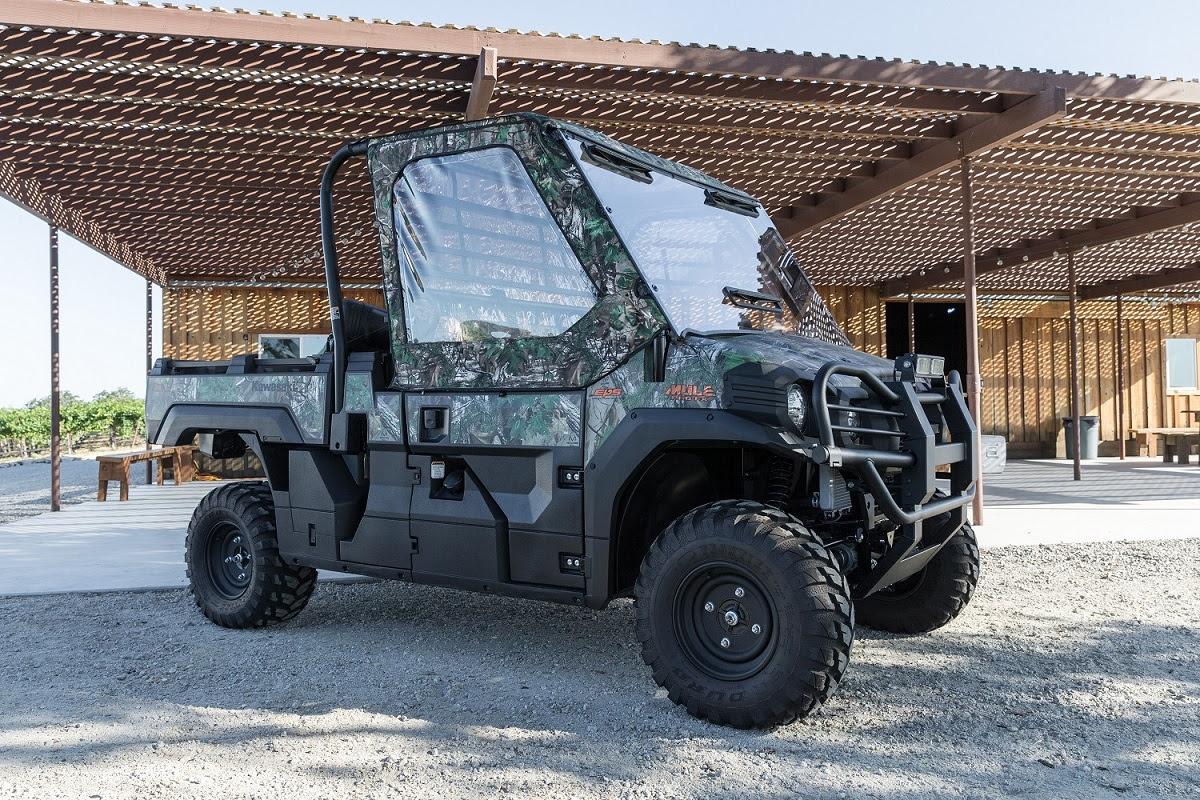 Kawasaki Mule Pro Fx And Mule Pro Fxt Ranch Edition Outdoorhub