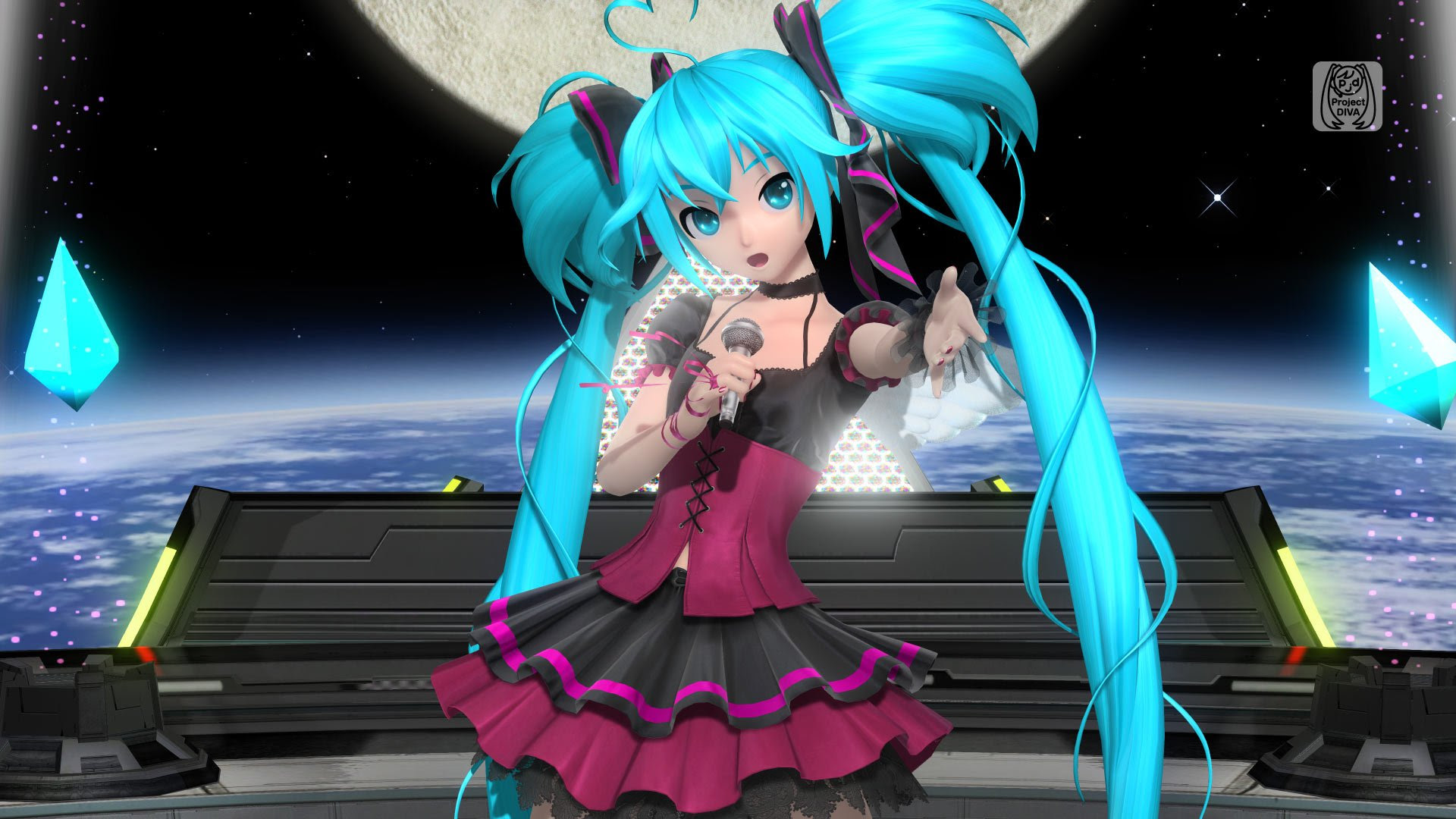 First details for Hatsune Miku: Project Diva Future Tone DX shown screenshot