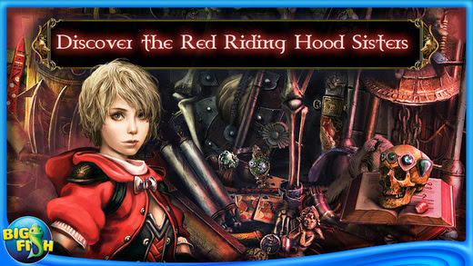 Free Dark Parables Hidden Object Game Offer for iPad and iPhone